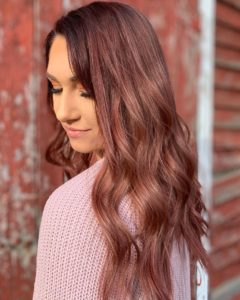 best red hair 605 styling co salon sioux falls