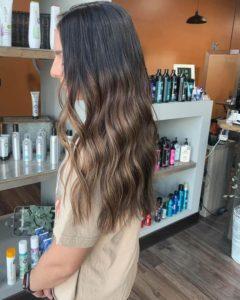 brunette ombre hair sioux falls