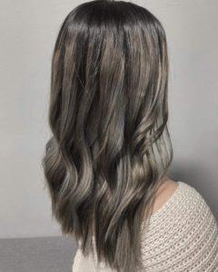 brunette balayage sioux falls