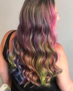 rainbow fantasy hair color sioux falls