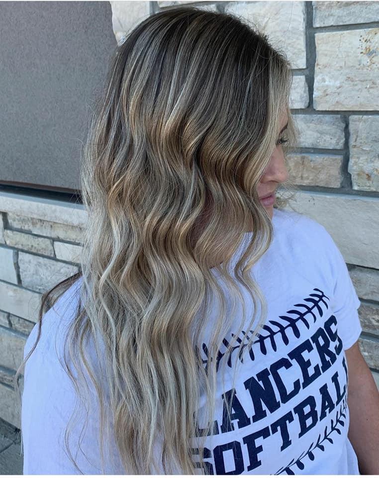 blonde highlights sioux falls