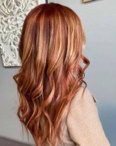 copper hair color sioux falls