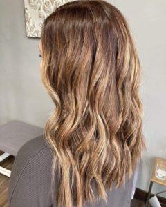 caramel hair color sioux falls 605 Syling Co