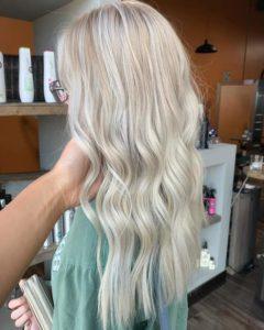 platinum hair color sioux falls