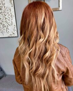 strawberry blonde hair color sioux falls