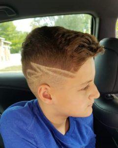 young men haircut sious falls
