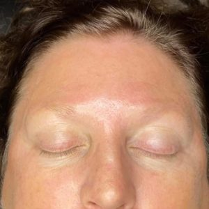 microblading sioux falls before by Grace