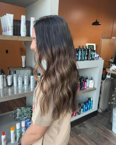 balayage hair color 605 styling co sioux falls
