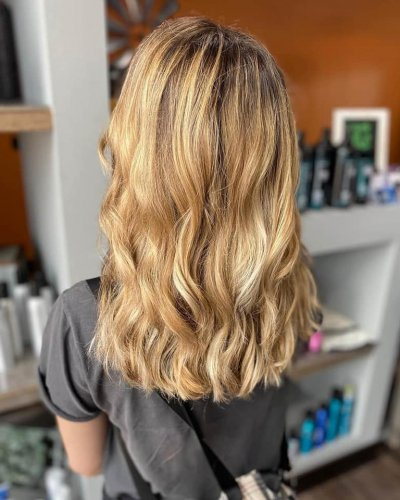 blonde hair color 605 styling co sioux falls