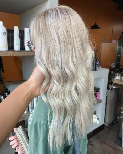 platinum hair color 605 styling co sioux falls