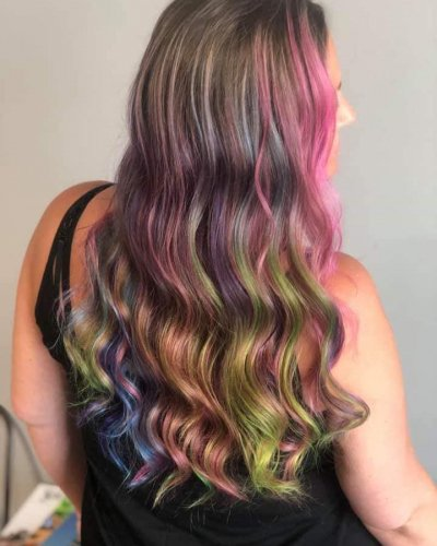 fantasy hair color 605 styling co sioux falls