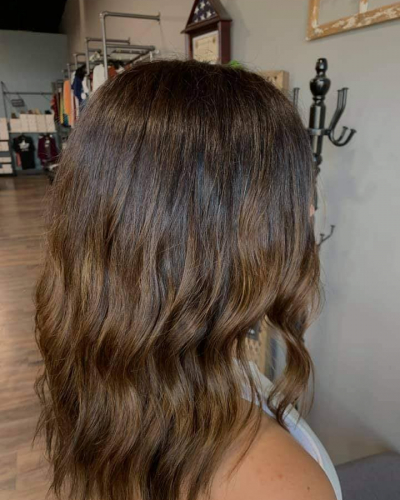 brunette-balayage-Madi-605-styling-co-sioux-falls-sd